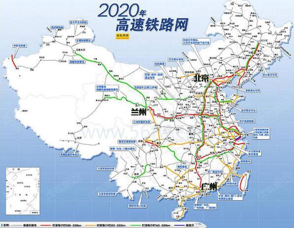 包头银川至海口,青岛至银川,兰州(西宁)至广州,北京至兰州,重庆至厦门